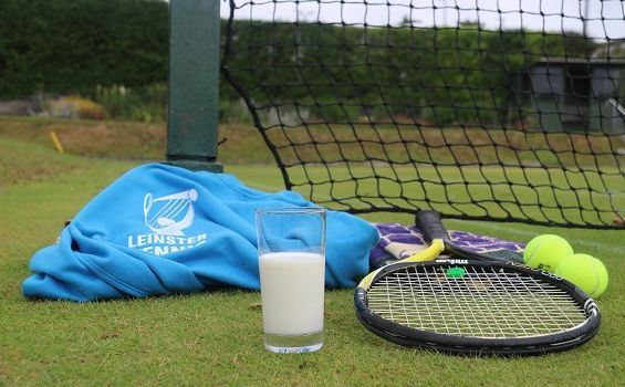 Leinster Tennis Announces Partnership with the National Dairy Council